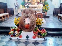 Erntedankgottesdienst in St. Salvator